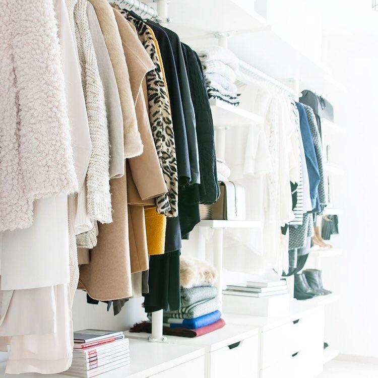 «Детокс» гардероба
